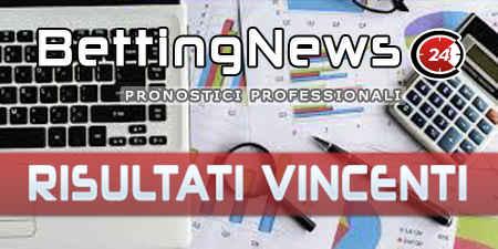 Risultati vincenti: cosa trovi su bettingnews24