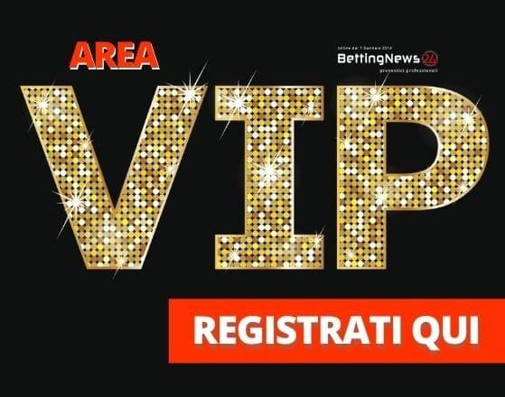 registrazione area vip 2021
